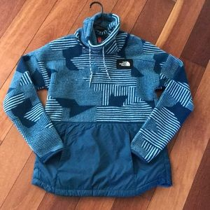 NWT The North Face TNF Blue Pullover Sweatshirt
